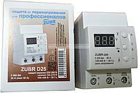 Реле напряжения ZUBR D25, фото 1