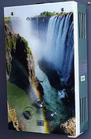 Газовая колонка Виктория JSD 08 дисплей, водопад