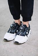 Мужские кроссовки Puma Trinomic Black And White, фото 1