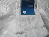 Носки мужские белые сетка р.42-43 10пар Н33