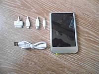 Мобильное солнечное зарядное аккумулятор Power Bank Solar  6000 mAh
