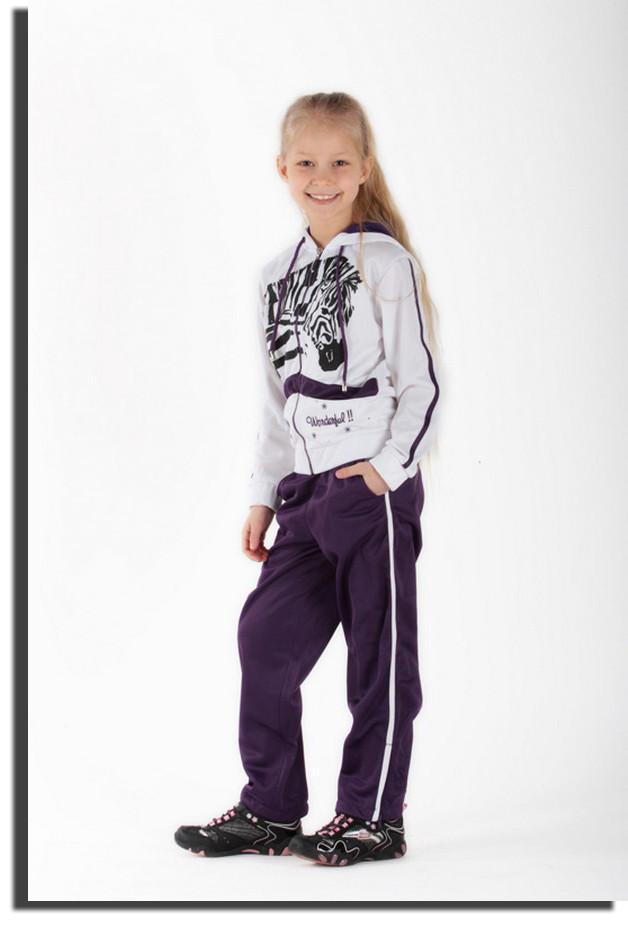 Детские спортивные штаны для девочек от магазина Sensorik