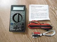 Цифровой  мультиметр DT- 838 с термопарой