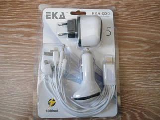 Універсальний зарядний 10 в 1 USB кабель EKA-Q30