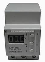 Реле напряжения ZUBR D63t с термозащитой, фото 1