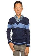 Джемпер - обманка для мальчика (разные цвета)