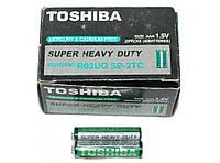 Батарейка Toshiba R03 микро пальчиковая AAA 1.5V