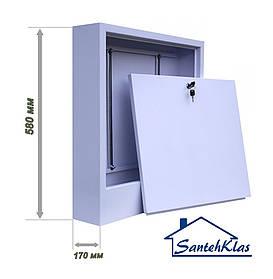 Шкаф коллекторный наружный MAXI WCBL №2
