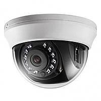 Hikvision DS-2CE56C0T-IRMM - купольная Turbo HD видеокамера, разрешение 1Мп, ИК подсветка 20м.