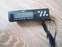 Часы автомобильные с выносным датчиком VST-7067