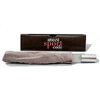 Мини парфюм Giorgio Armani Armani Sport Code (Армани Спорт Код) 15 мл.