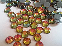 Стразы А+ Премиум, Rainbow (радужный) SS20 (5,0 мм) термоклеевые. Цена за 144 шт.