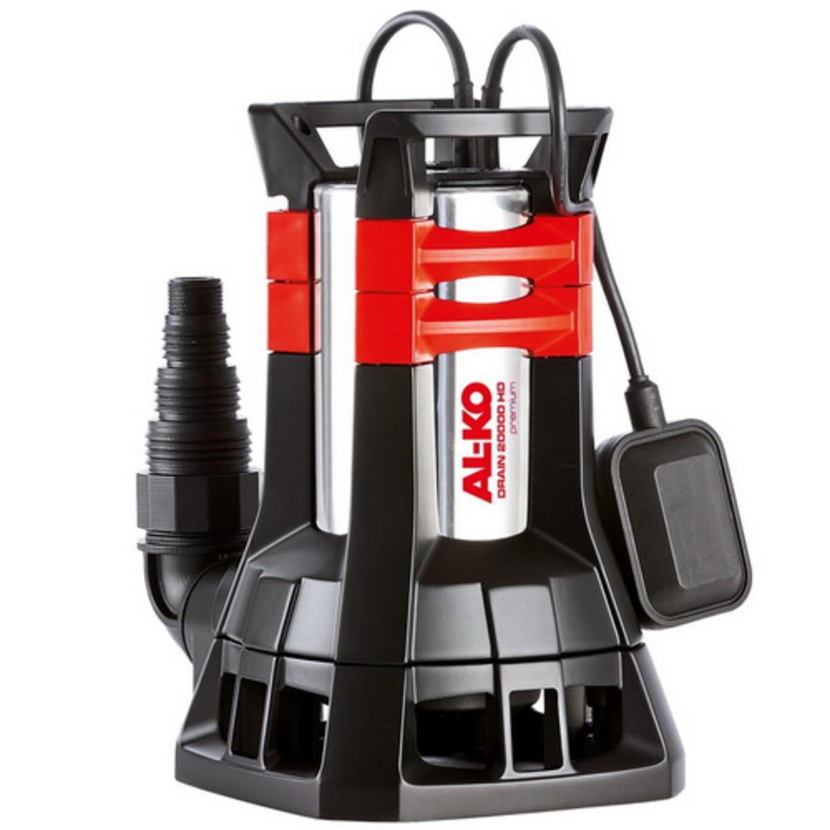 Погружной насос для брудної води AL-KO Drain 20000 HD Premium Inox