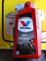 Масло трансмиссионное Valvoline ATF для автоматических коробок передач DEX/MERC 1л