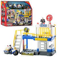 Детский игровой набор Игра 1415961 полицейский участок