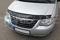 Дефлектор Капота Мухобойка Chrysler Voyager 2001-2008