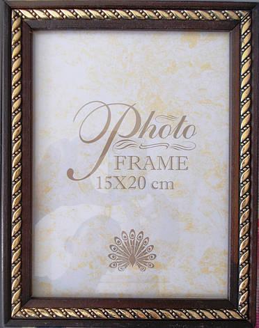 Рамка деревянная 15х20, фото 2