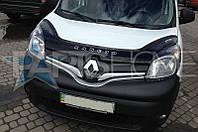 Дефлектор Капота Мухобойка Renault Kangoo FL с 2012 г.в.