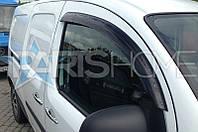 Ветровики Дефлекторы на окна Renault Kangoo с 2009 (Передние)