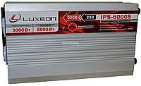 Инвертор Luxeon IPS-6000S (3000Вт), фото 1