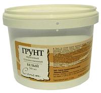 Грунт акриловый художественный Белый Сонет, 500мл, ЗХК