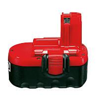 Аккумулятор Bosch 18V 2,6 Aч, 2607335688