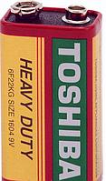 Батарейки Toshiba крона 9 v 1604