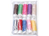 Швейные нитки №40 (10 шт)