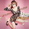 Сексуальные женщины конфеты цвета жаккардовые Bodystocking белье Babydoll пижамы чистая