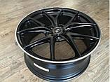 Колесный диск TEC Speedwheels GT6 Ultralight 20x8,5 ET30, фото 4