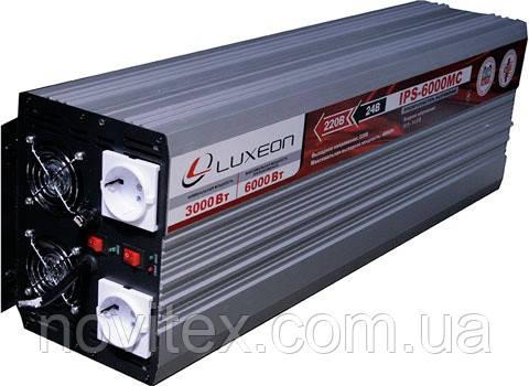 Инвертор Luxeon IPS-6000MC (3000Вт)