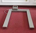 Весы паллетные Элит Аxis 4BDU1500П для поддонов, фото 2
