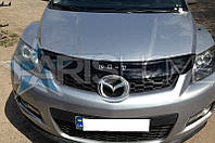 Дефлектор Капота Мухобойка Mazda CX-7