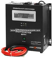 Инвертор Logicpower LPY-C-PSW-2000VA (1400Вт), 24В, с MPPT
