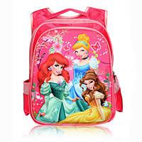 Школьный портфель для девочки Принцессы