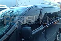 Ветровики на окна Fiat Scudo с 2007 (Передние)