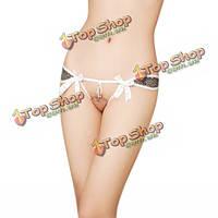 Женская сексуальная стринги т хлопка низкой талией трусики вырез