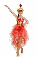 Жар - Птица карнавальный костюм для девочки