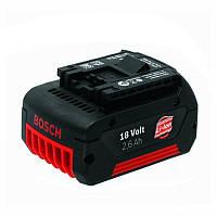 Аккумулятор Bosch 18V 2.6 Aч, 2607336092