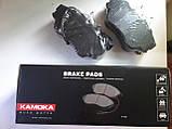 Тормозные колодки Kamoka (страна производитель Польша), фото 6