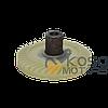 Тарелка электропилы пластик тонкая ( D-87 mm, d-10, H-36 mm, 39 шл)