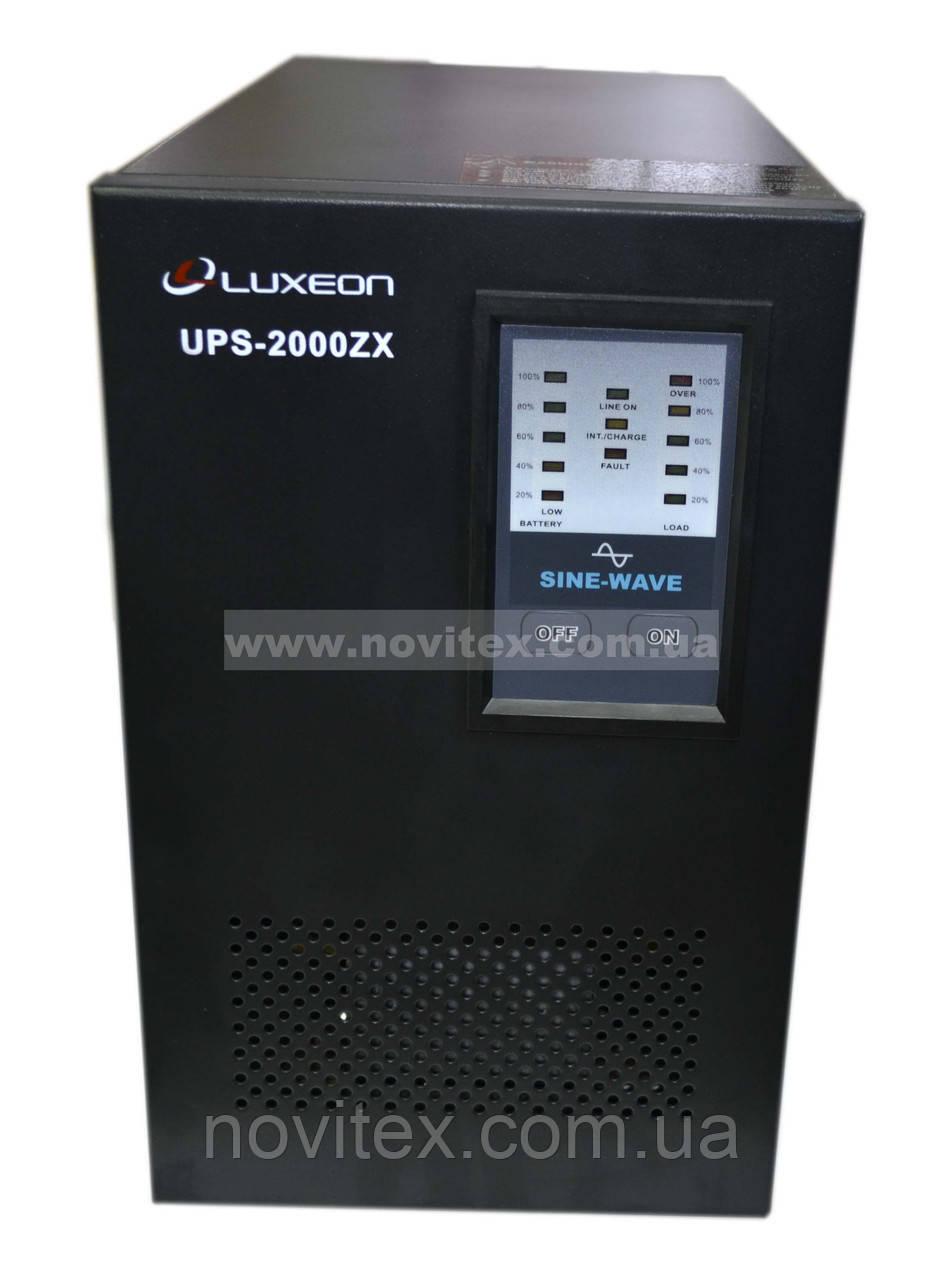 ИБП Luxeon UPS-2000ZX (1200Вт) 24V