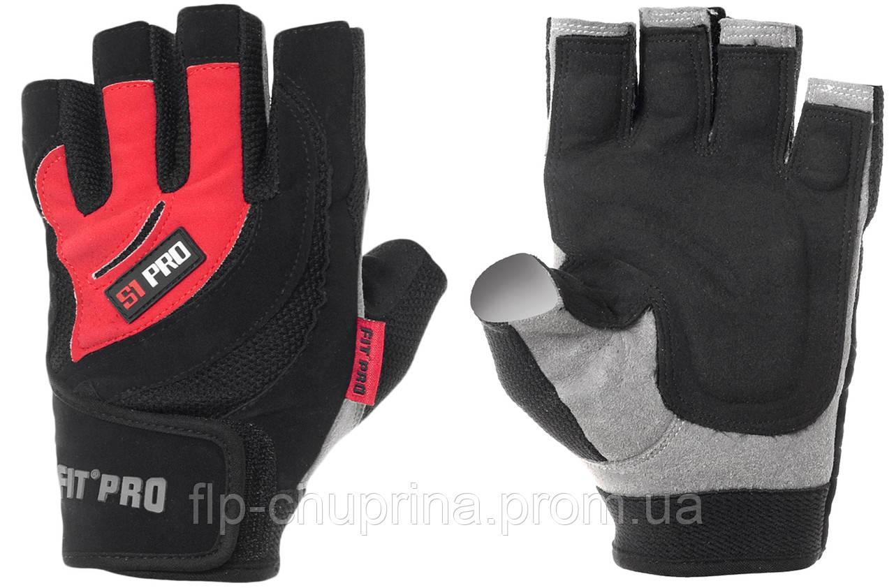 Перчатки для фитнеса Power System S1 Pro, фото 1