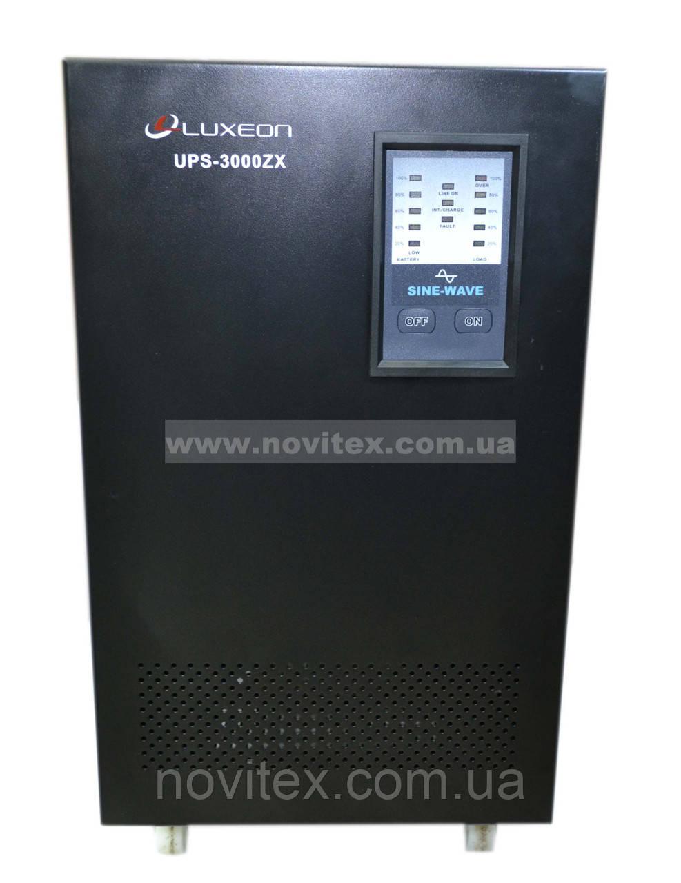 ИБП Luxeon UPS-3000ZX (1800Вт) 48V