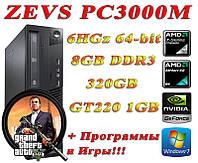 Игровой ПК ZEVS PC3000M