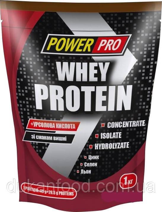 Power Pro WHEY PROTEIN  Вишня в шоколаде