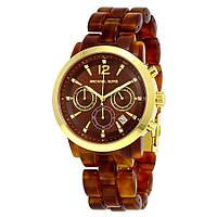 Часы Michael Kors Audrina Amber Acetate MK6235