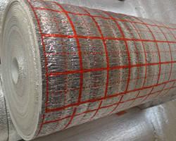 Теплоизоляция фольгированная «Airfoam» под теплый пол
