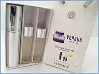 Женский мини-парфюм Versace Versus (Версаче Версус), 3*15 мл