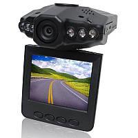 Автомобильный видеорегистратор DVR 198 UKC, видеорегистратор с откидным жк-дисплеем/led-подсветка